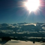 Skifahren Brigels 08