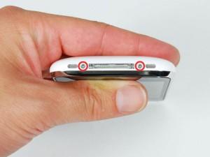 iPhone Dock Connector closeup