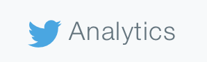 Twitter Analytics Logo