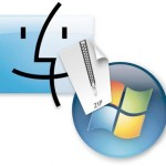 ZIP from Mac to Windows