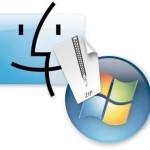 ZIP from Mac to Windows