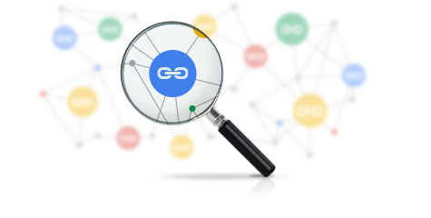 Google Search - Information Network