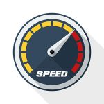 Wi-Fi Speedbarometer Icon