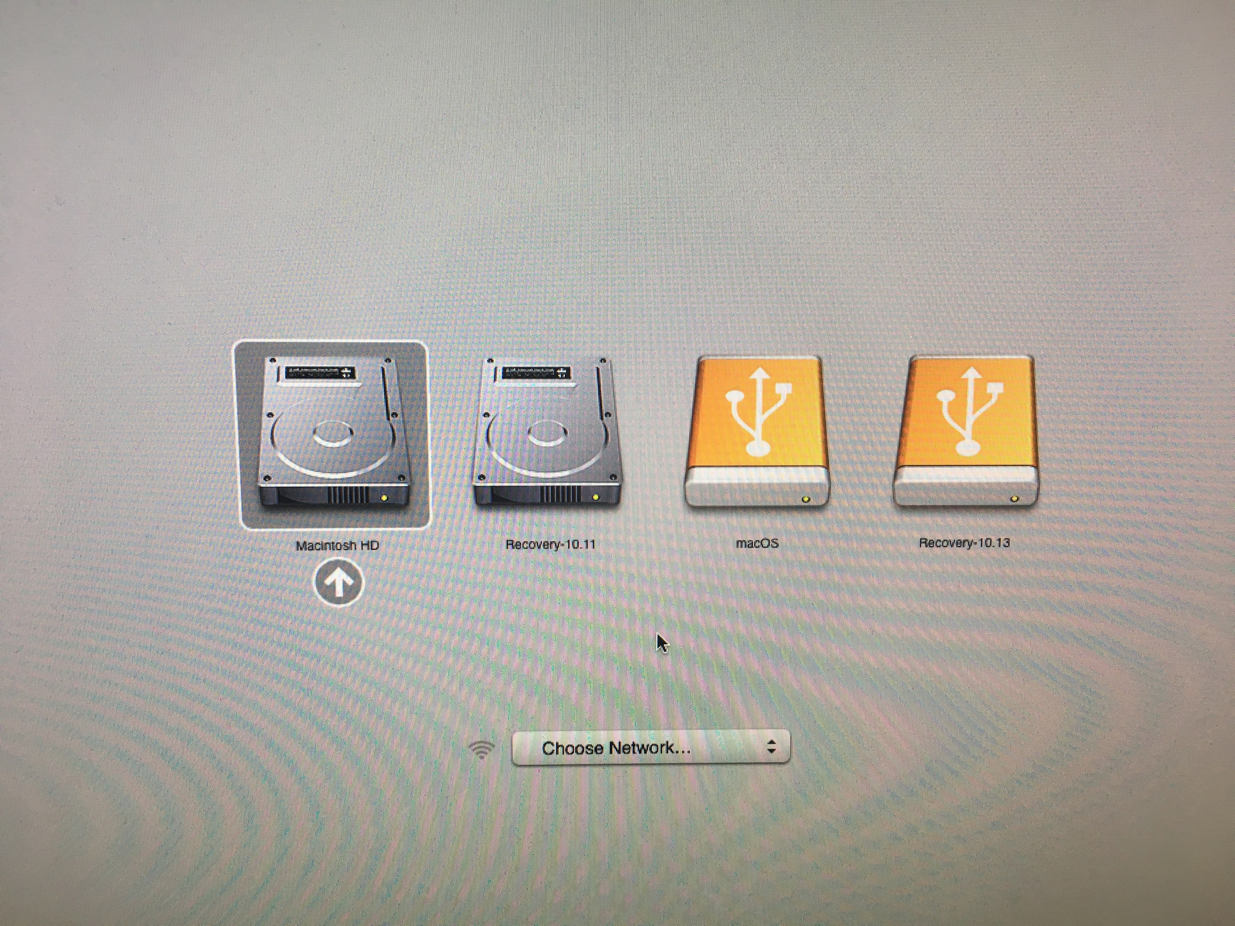 Solved: macOS High Sierra beta issues with APSF for a