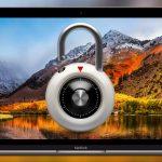 macOS High Sierra - Lock Screen Feature CMD+Ctrl+Q
