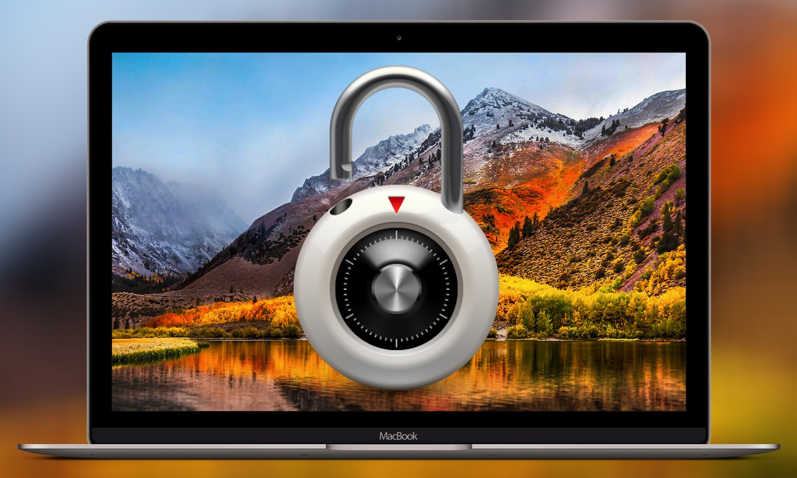 New Lock Screen feature in macOS High Sierra – Swiss Mac User 