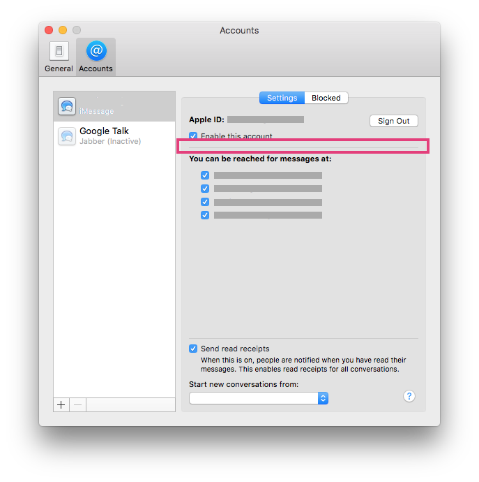iCloud Sync for Messages gone from macOS High Sierra and iOS 11